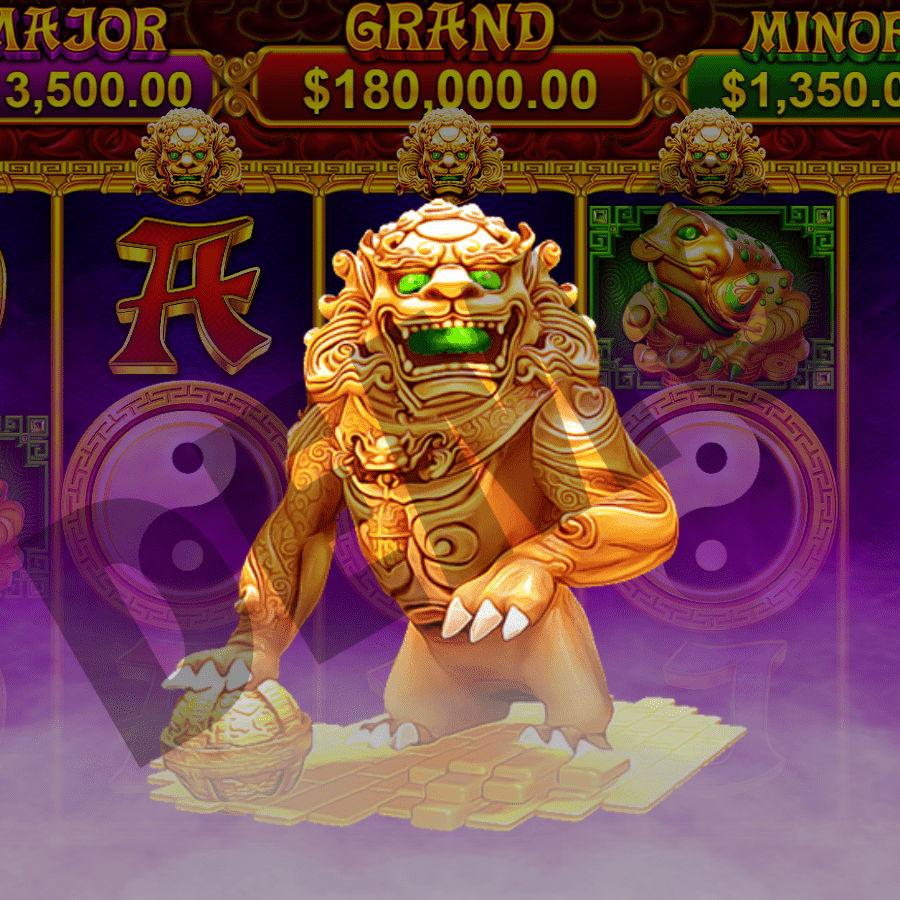 5 lions gold slot trumslot