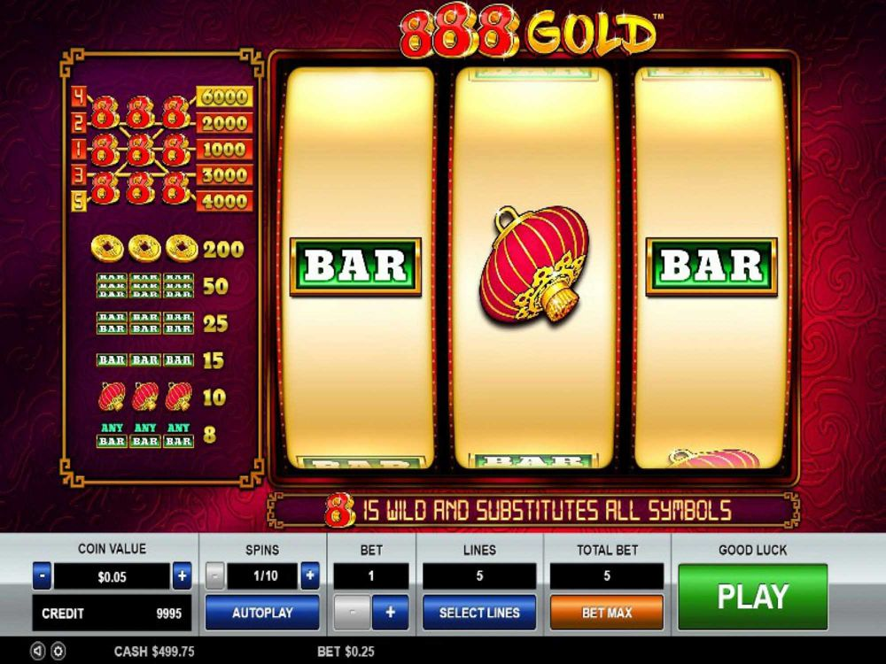 no hu 888 gold