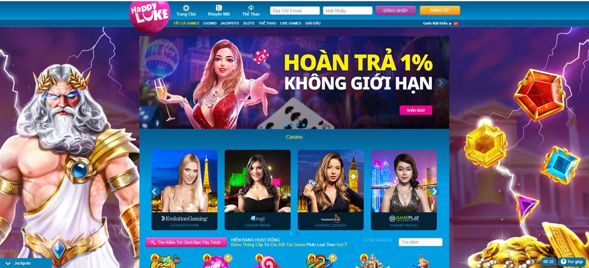 casino happyluke 2021