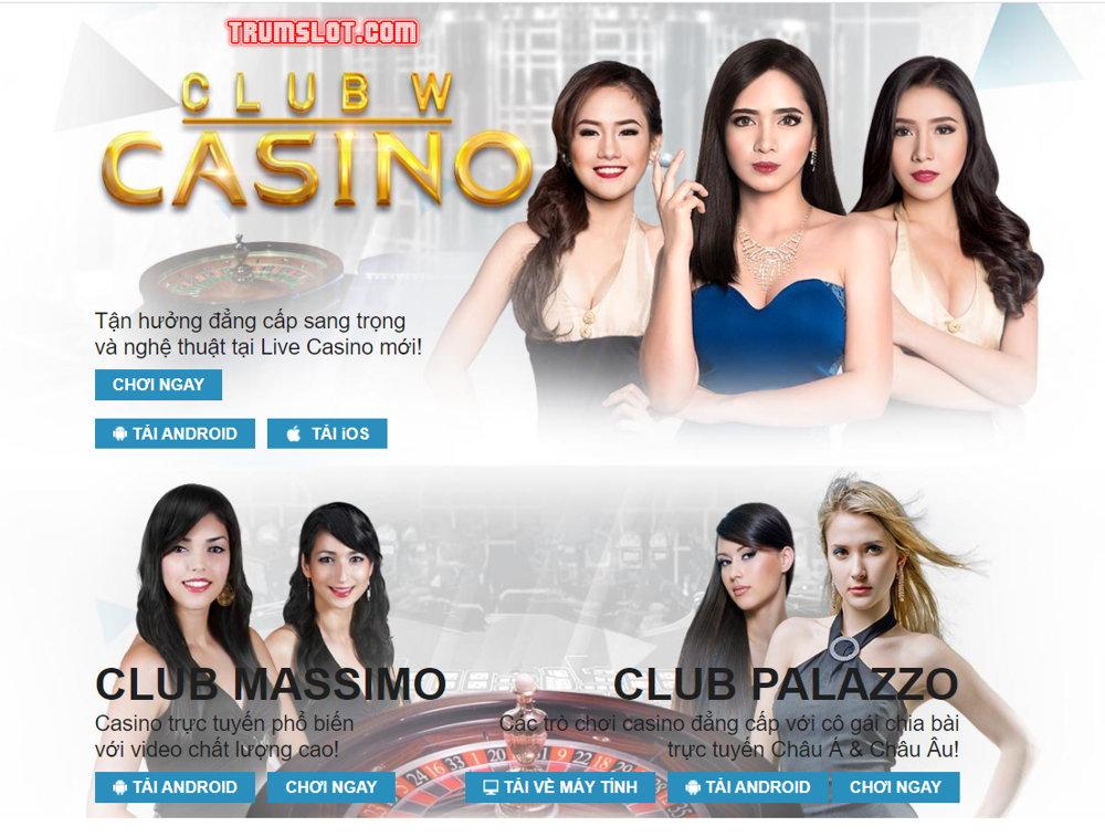 casino trực tuyến W88