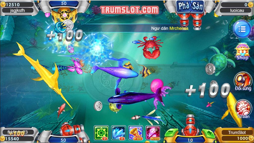 game bắn cá H5 đổi thưởng