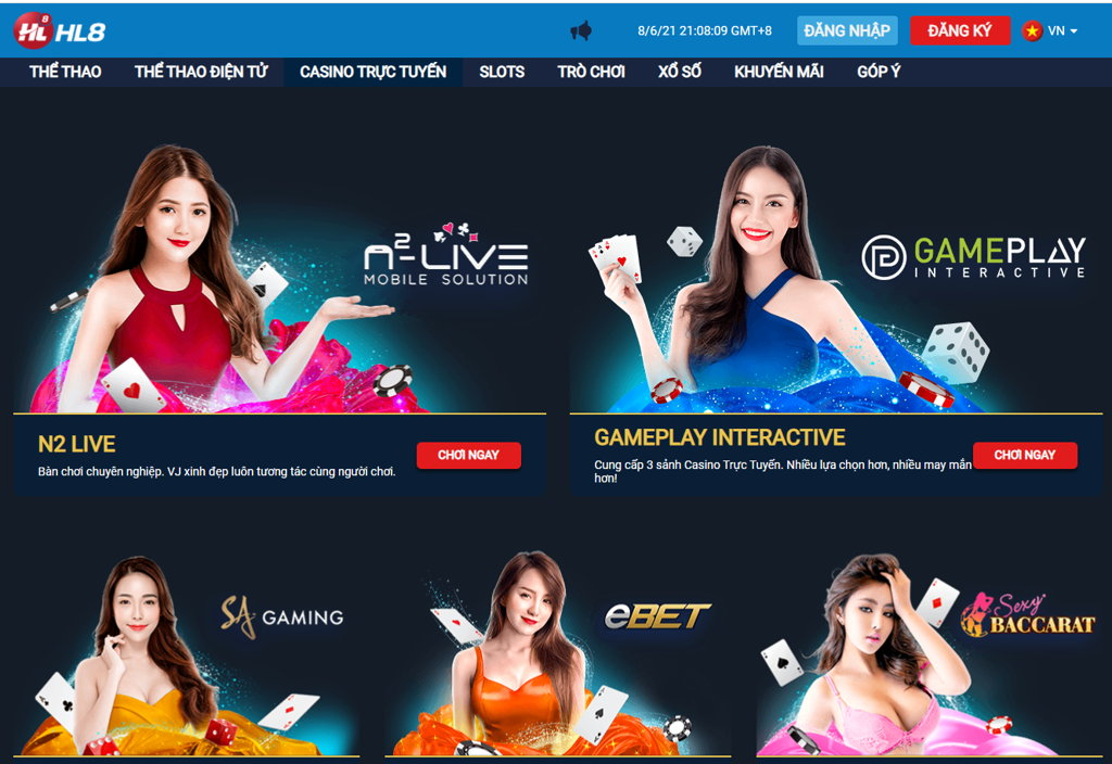 casino online hl8 việt nam